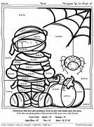 Halloween Math Coloring Squares Worksheets Coloring Pages Halloween Math Worksheets Multiplication On Pages Page Halloween Math Halloweenmath Colouring Pages Page 3 Halloween Math Preschool Printable