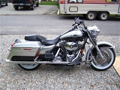 2003 Harley Davidson Road King by 2003 Harley Davidson Road King In Derry Nh Williams Car