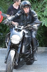 richard hammond escapes  motorbike crashes