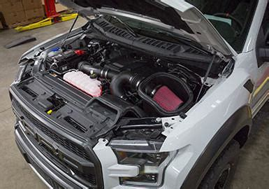 roush    ecoboost  cold air
