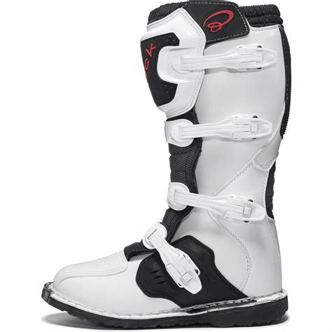 used kids motocross boots 100 used youth motocross boots black mx enigma ce