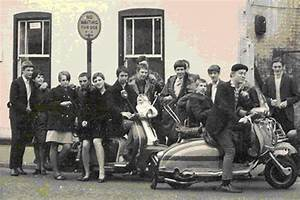 Mods and Rockers: A brief history / Brighton Dome