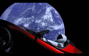 Tesla En Orbite : vous pouvez regarder en direct le mannequin de spacex au ~ Melissatoandfro.com Idées de Décoration