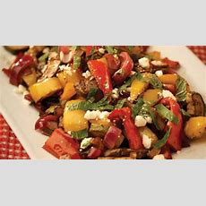 Mediterraneanstyle Roasted Veggies  Kta Super Stores