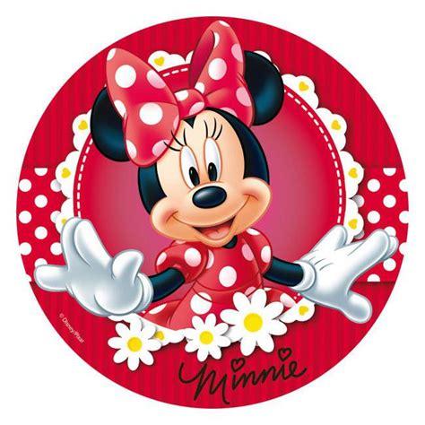 disque pour g 226 teau quot minnie mouse quot 16 cm 224 prix minis sur decoagogo fr