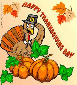 Funny Thanksgiving Images & Animated Pictures