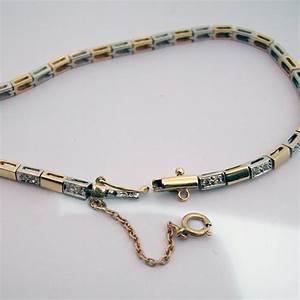 Bijoux Anciens Occasion : achat bijoux paris bracelet deux ors diamants 82 bijou d 39 occasion bijoux anciens paris or ~ Maxctalentgroup.com Avis de Voitures