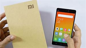 Xiaomi Mi4i Unboxing  U0026 Hands On Overview