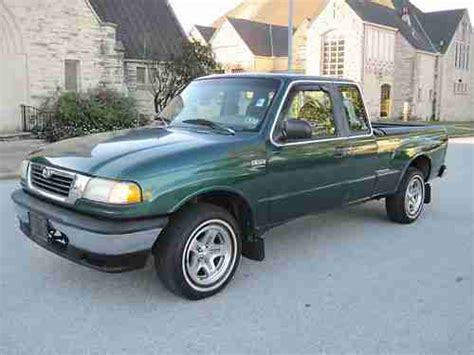 car owners manuals for sale 1999 mazda b series plus electronic toll collection purchase used 1999 mazda b3000 se extended cab pickup 1 owner same as ranger truck in