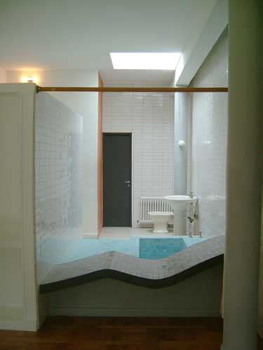 villa savoye bathroom villa savoye  architect le