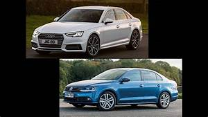 Audi A4 Sedan Vs Volkswagen Jetta