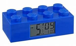 Avenue De La Brique : lego horloges r veils 9002151 pas cher r veil brique bleu ~ Melissatoandfro.com Idées de Décoration