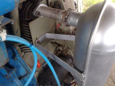 adapter un 233 chappement sur moteur bernard w112