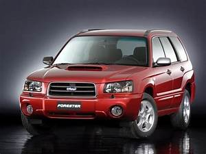 1999-2004 2007 Subaru Forester Workshop Service Manual
