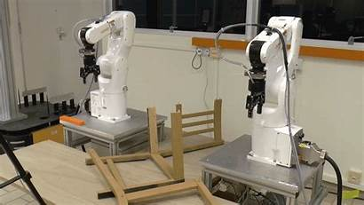 Robot Chair Ikea Furniture Harmony Robotic Swedish