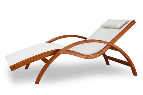 chaise bain de soleil chaise longue bain de soleil blanc cassé biarritz miliboo