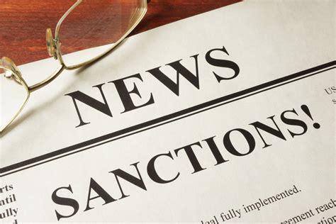 trade sanction defined