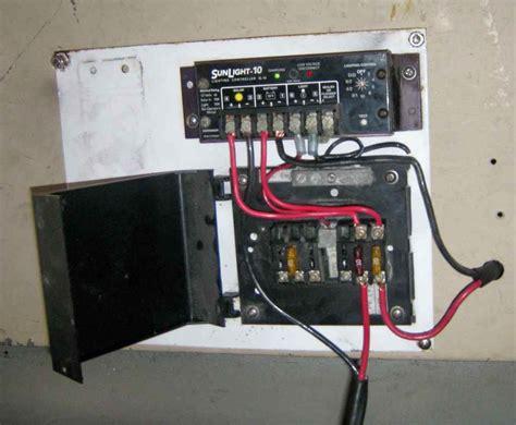 diy truck  rv mounted pv system