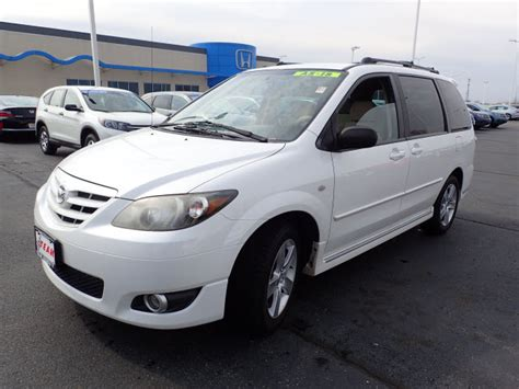 sell used 2004 mazda mpv lx in 95 loop rd centerville ohio united states for us 5 499 00 white mazda mpv for sale used cars on buysellsearch