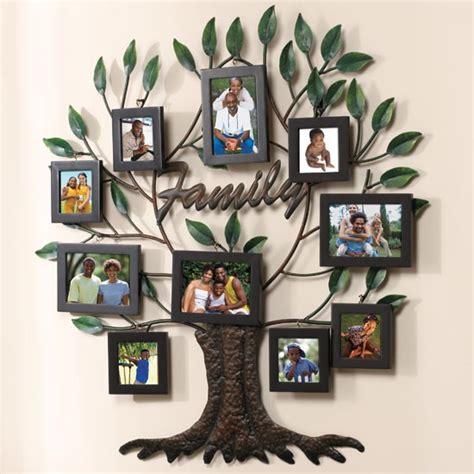 """New 27"""" X28"""" Photo Family Tree Metal Wall Art Ebay"""