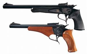 Thompson Center Arms - Contender-Pistol Firearms Auction ...
