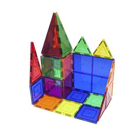 PicassoTiles 100 Piece Set 100pcs Magnet Building Tiles