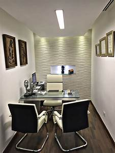 Small office design to increase work productivity for Tiny office design