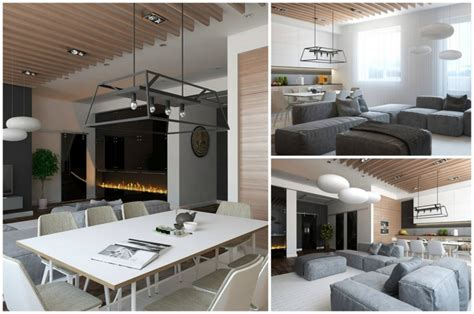 tapis chambre à coucher déco intérieur design 5 exemples de style contemporain