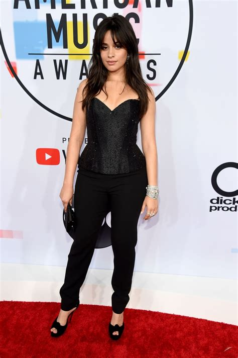 Camila Cabello American Music Awards Microsoft