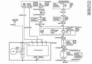 2002 Alternator Wiring Schematic