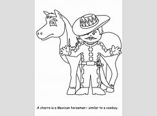 Mexico 13 Countries Coloring Pages coloring page & book