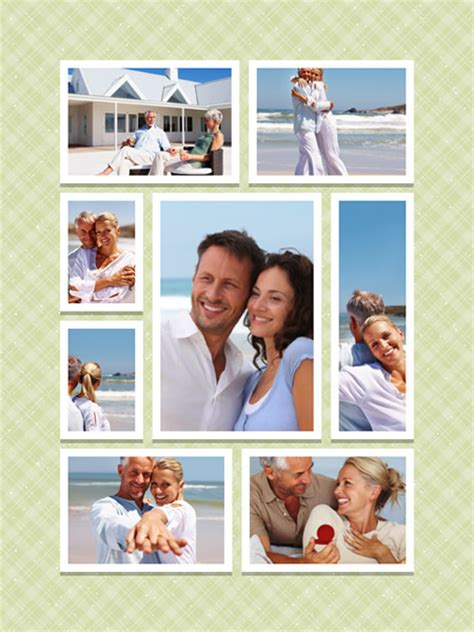 photo collage samples templates collage maker  mac
