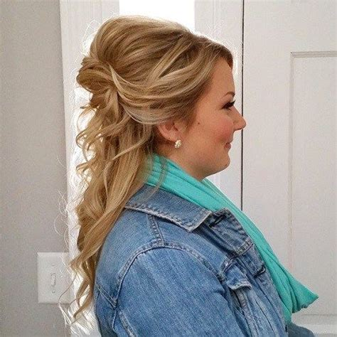 top  flattering hairstyles   faces wedding