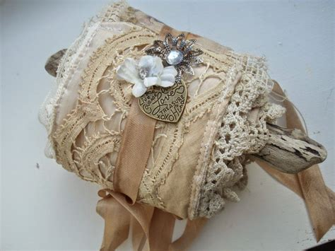 Lade Shabby by Den Lille Lade Snippets Fabric Vintage Lace