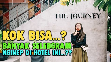 hotel  budget murah kekinian  instagramable dipusat