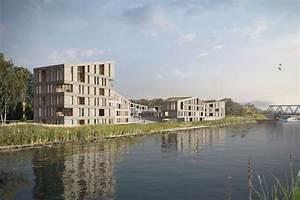 Neun Grad Architektur : neubau 74 wohnungen neun grad architektur ~ Frokenaadalensverden.com Haus und Dekorationen