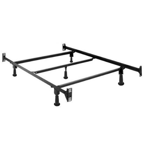 bed frame with headboard and footboard brackets metals metal beds and beds on