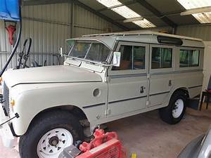 1983 Land Rover Stage One V8 - Thomasbrownlie