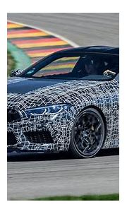 First details on the BMW M8