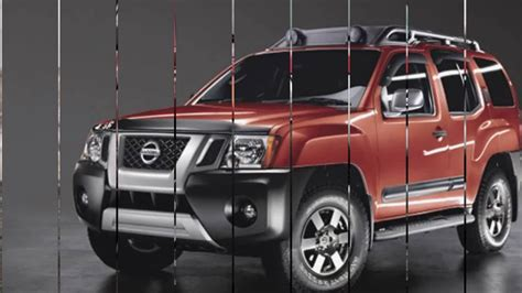 2016 Nissan Xterra Interior And Exterior Design