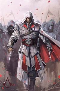 Assassins Creed -Ezio Altair- favourites by UnseenChaser ...