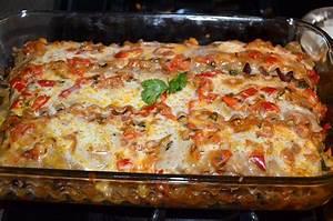 Vegetable Lasagna Delight Manjula's Kitchen Indian