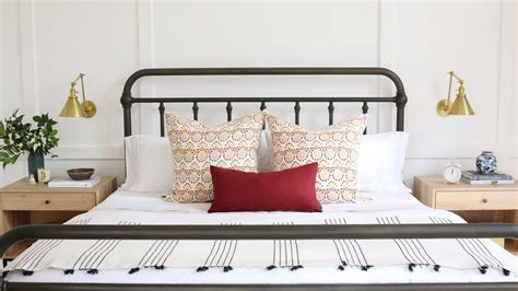 How To Your In Bed by How To Style A Bed
