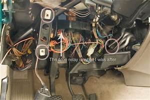 E36 Comfort Relay Wiring Diagram