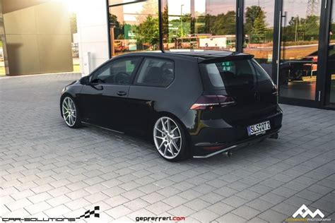 golf 7 tuning vw golf 7 1 4tsi highline car solution schmelz tuning 2