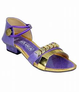 Luca Fashion Blue Sandals For Girls Price in India- Buy ...