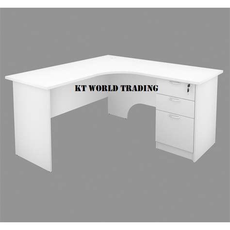 office furniture office table writing table L shaped table