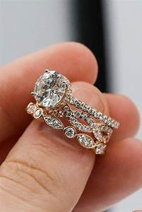 24 uncommonly beautiful diamond wedding rings diamond for Gorgeous diamond wedding rings