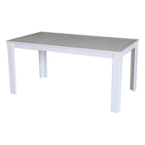Gartentisch Weiß Holz by Gro 223 Er Gartentisch Tisch Garten 160 X 90 Akazienholz Holz