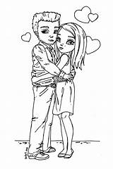 Deviantart Couple Jadedragonne Lineart Young Coloring Drawings Couples Adult Stamps Printable Sketch Digital Sheets Adults Colouring Outline Sweet Digi Dragon sketch template